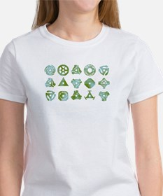 How to Adapt—45 record adapters Women's T-Shirt