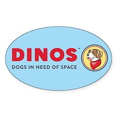 DINOS Logo Decal