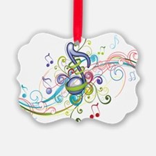 Music in the air Ornament