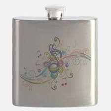 Music in the air Flask