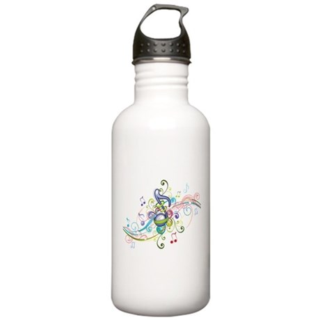 Music in the air Stainless Water Bottle 1.0L