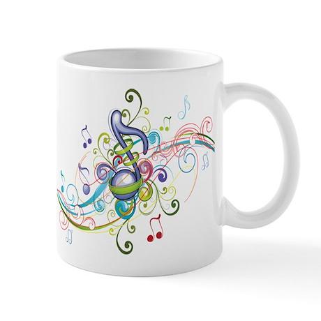 Music in the air Mug