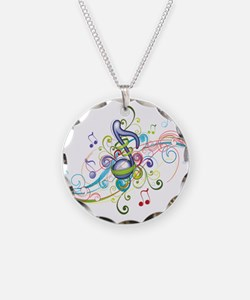 Music in the air Necklace