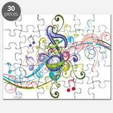 Music in the air Puzzle
