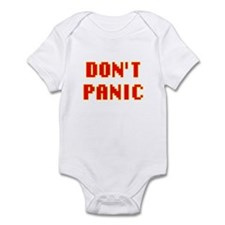 42 HITCHHIKER'S DONT PANIC GUIDE Infant Creeper