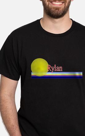 Rylan Black T-Shirt