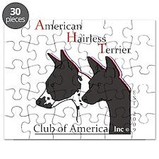 Unique C c Puzzle