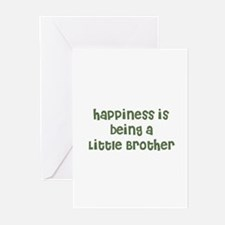 Happiness is being a Little B Greeting Cards (Pack