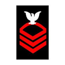 Chief Petty Officer<BR> Sticker 2