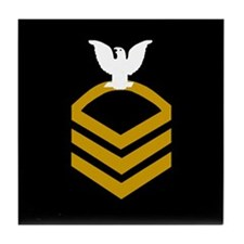 Chief Petty Officer<BR> Tile Coaster 1