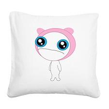 Meap Square Canvas Pillow
