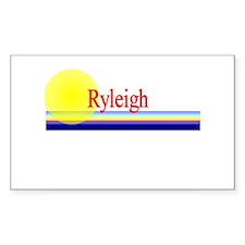 Ryleigh Rectangle Decal