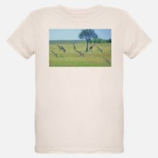 Giraffe Meadow T-Shirt