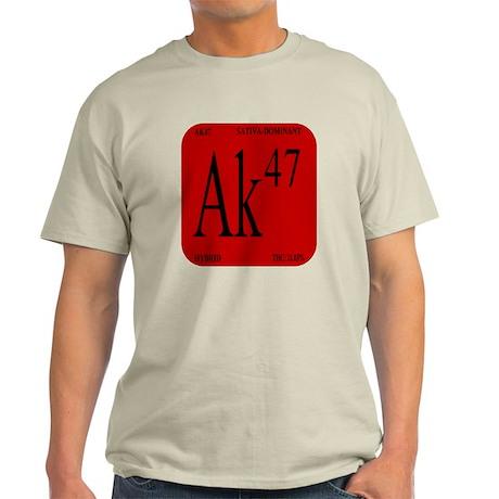 AK-47 BLACK Light T-Shirt