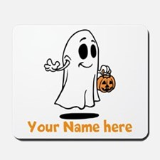 Personalized Halloween Mousepad