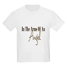 Arms Of An Angel Kids T-Shirt