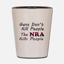 The NRA Kills People Shot Glass