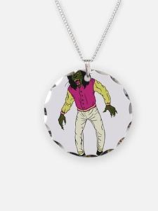 Werewolf Necklace