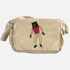 Werewolf Messenger Bag