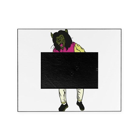 Werewolf Picture Frame