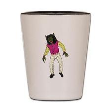 Werewolf Shot Glass