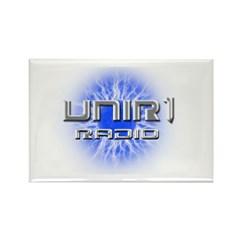 UNIR1 RADIO Rectangle Magnet (10 pack)