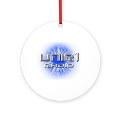 UNIR1 RADIO Ornament (Round)
