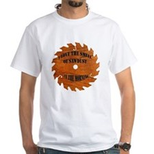 Sawdust in the Morning Shirt
