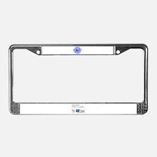 UNIR1 RADIO License Plate Frame