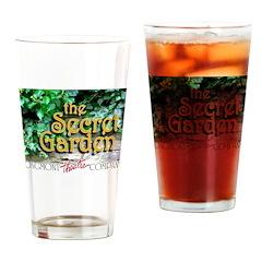 Secret Garden Drinking Glass