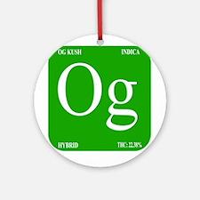 Elements - OG Ornament (Round)