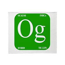 Elements - OG Throw Blanket