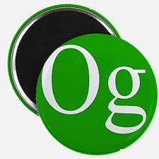 Elements - OG Magnet