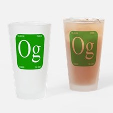 Elements - OG Drinking Glass
