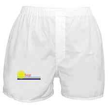 Saige Boxer Shorts