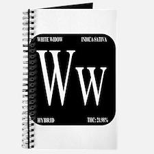 White Widow Black Journal