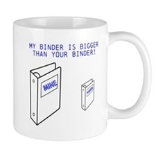 Mine is Bigger Than Yours! Mug