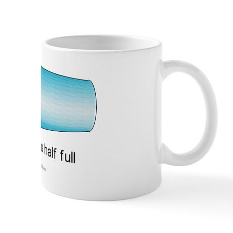 Half-Full... Mug