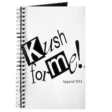 KushforMe Logo Journal