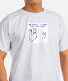 Mine is Bigger Than Yours! T-Shirt