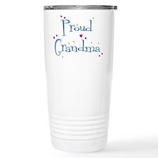 Proud Grandma Travel Mug