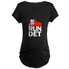 RUN DETROIT T-Shirt