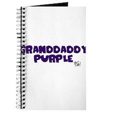 Granddaddy Purple Journal