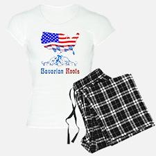 American Bavarian Roots Pajamas