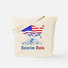 American Bavarian Roots Tote Bag