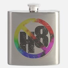 No Hate - < NO H8 >+ Flask