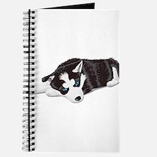 Husky Puppy Journal