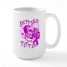 Pitties for Titties Mug