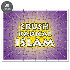 Crush Radical Islam Puzzle
