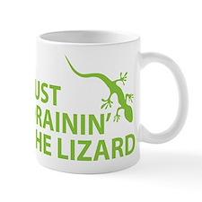Drainin the lizard Mug